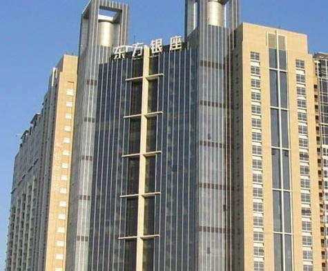 北京东方银座烟囱系统